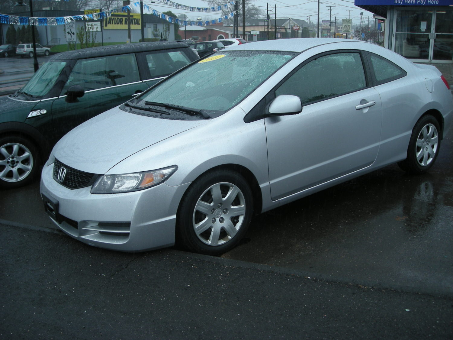 Buy Here Pay Here Ct >> 2011 Honda Civic Coupe Buy Here Pay Here Ct